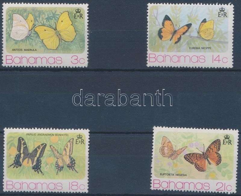 Butterfly set, Pillangó sor