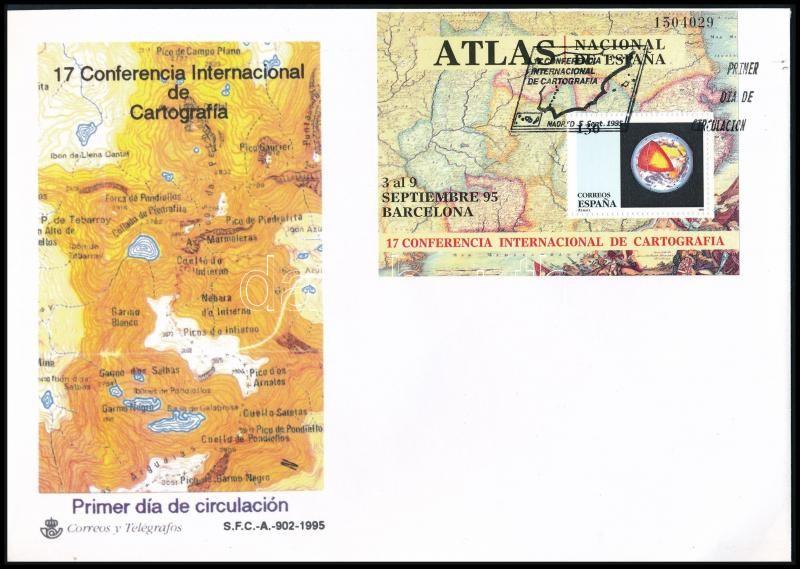 1995-2000 4 FDC, 1995-2000 4 klf FDC