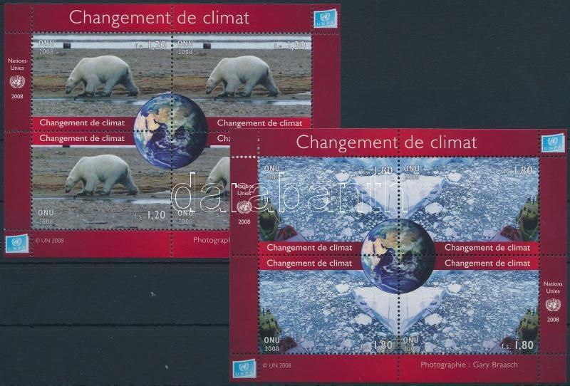 Climate change blockset, Éghajlatváltozás blokksor