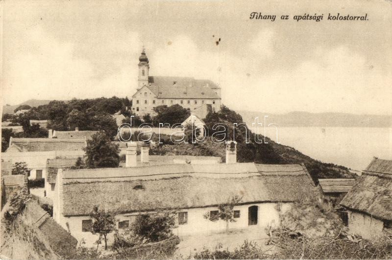 Tihany, Apátsági kolostor
