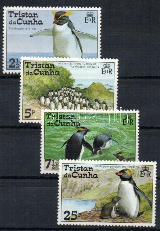 Penguins set, Pingvinek sor, Pinguine Satz