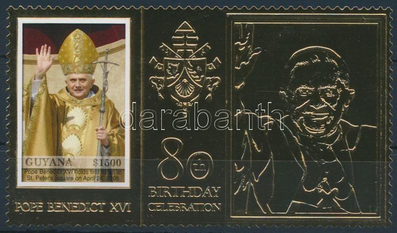 Pope Benedict XVI, XVI. Benedek pápa