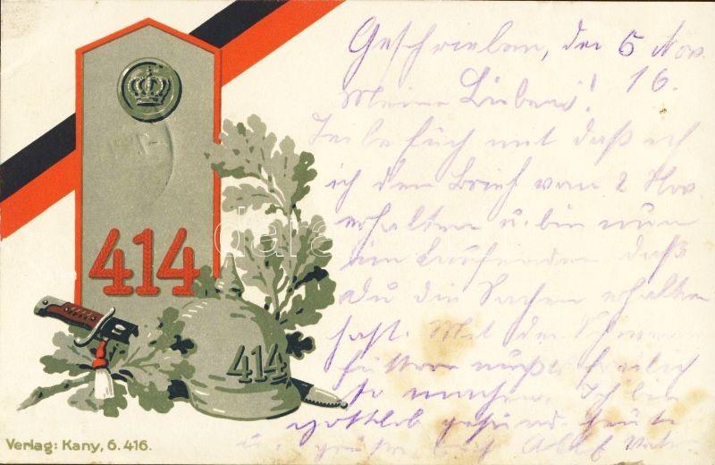 414th German military grave, memorial, 414-es német katonai sír, emléktábla