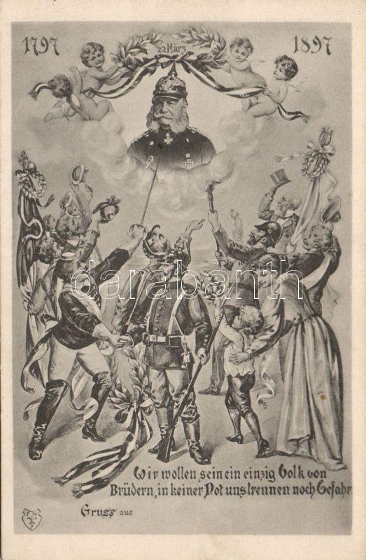 Wilhelm I. propaganda