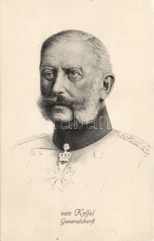 Von Keffel Generaloberst