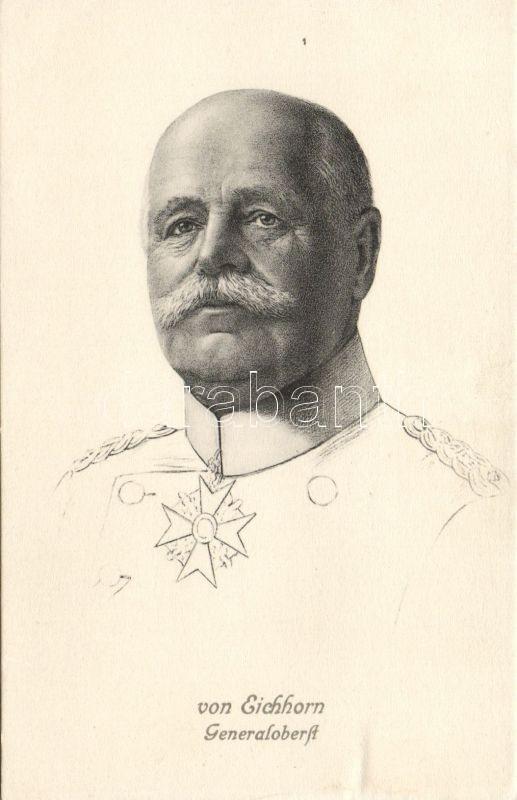 Generaloberst von Eichhorn