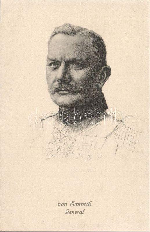 General von Emmich