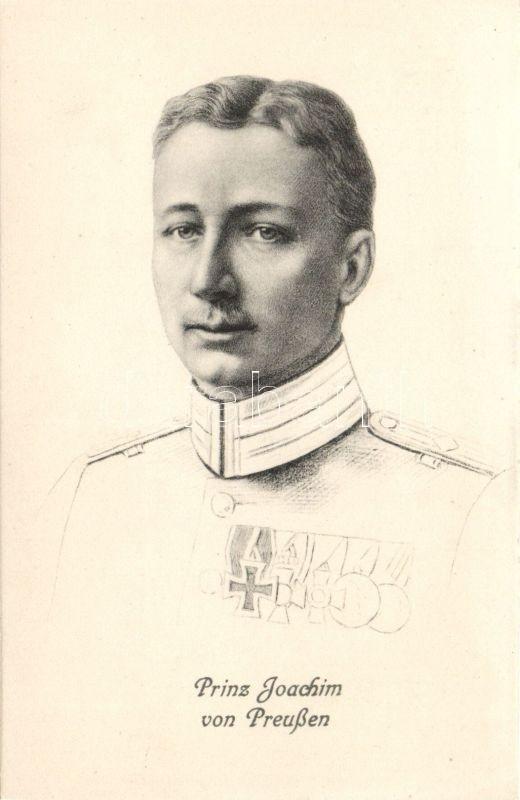 Prinz Joachim von Preussen