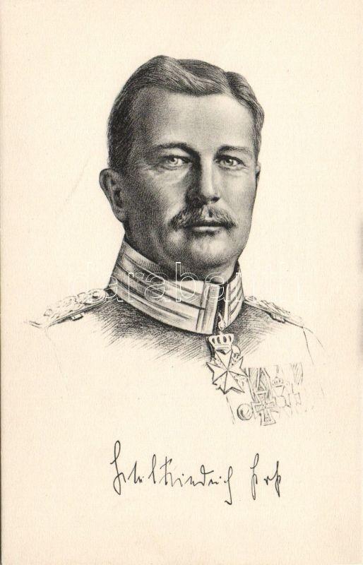 Prinz Eitel Friedrich von Preussen