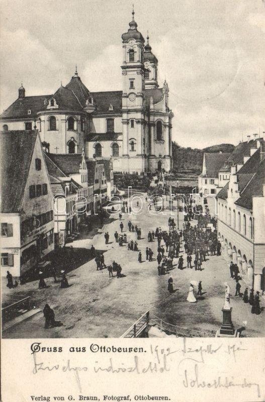 Ottobeuren church
