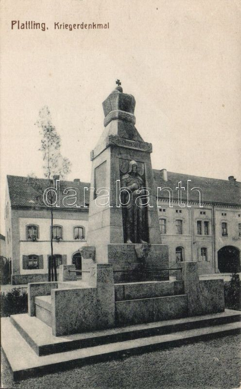 Plattling, Kriegerdenkmal / Military monument