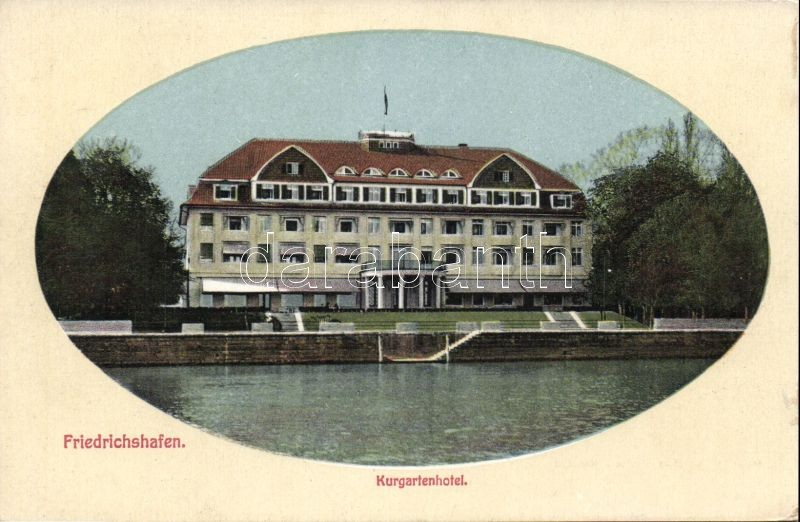 Friedrichshafen, Kurgartenhotel