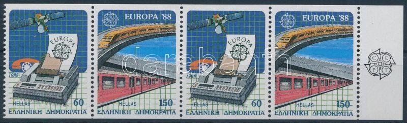 Europa CEPT margin stripe of 4, Europa CEPT ívszéli négyescsík