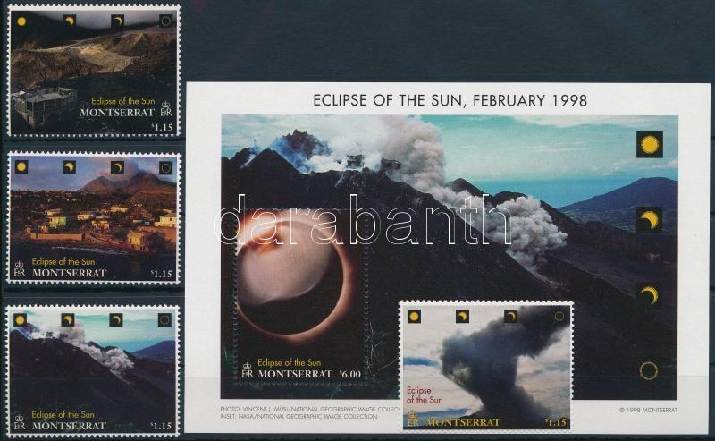 Total eclipse set + block, Teljes napfogyatkozás sor + blokk