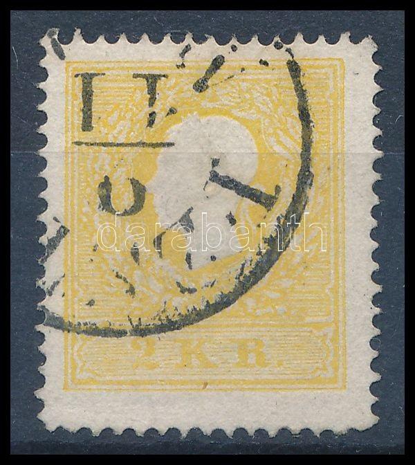 2kr type II yellow
