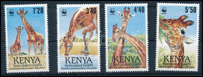WWF Zsiráfok sor, WWF Giraffes set