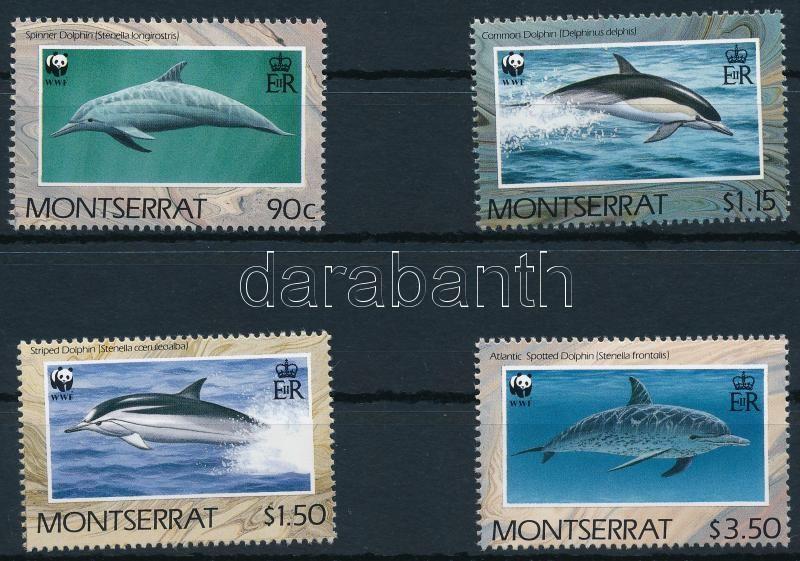 WWF Dolphins set, WWF Delfinek sor
