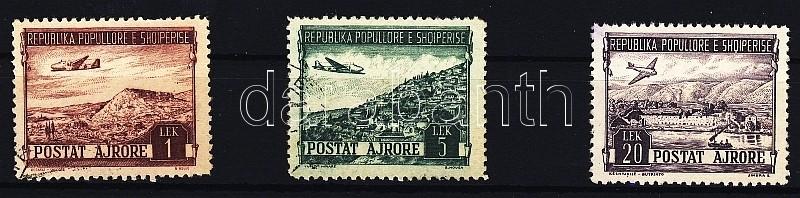 Landscapes, Tájak, MOTÍVUM:Tájak,MOTÍVUM:Repülőgép,