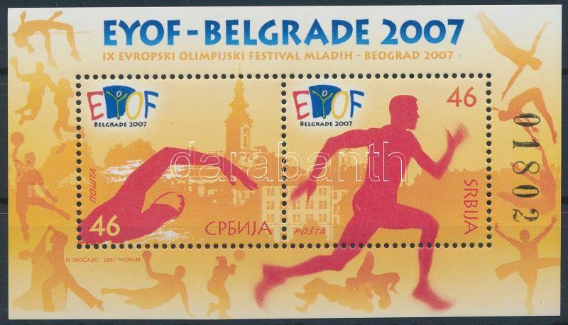 Olympics, Belgrade block, Olimpia, Belgrád blokk