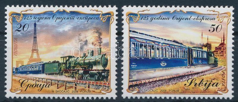 Orient express set, Orient Express sor