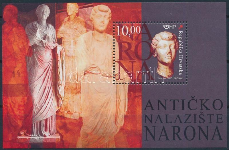 Ancient place, Narona block, Ősi hely, Narona blokk