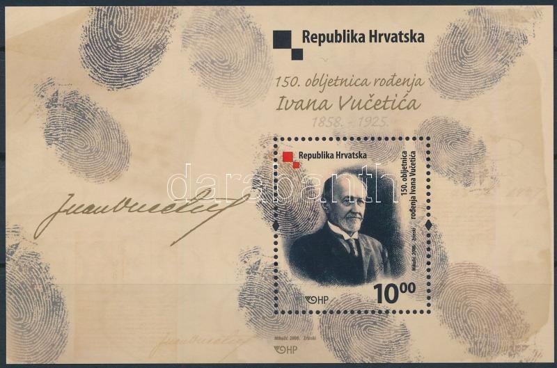 Ivan Vucetica block, Ivan Vucetica blokk