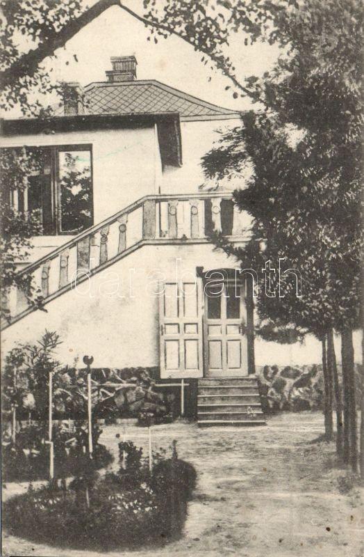 Balatonlelle, Ferencz József Kereskedelmi kórház üdülőtelepe