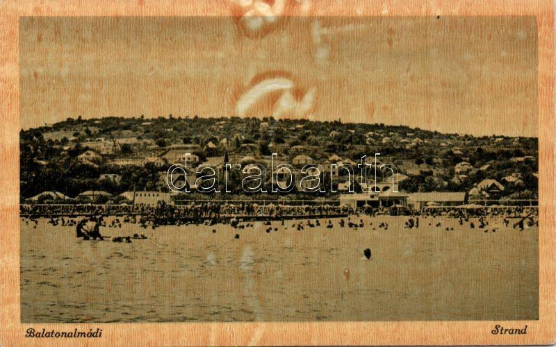 Balatonalmádi strand