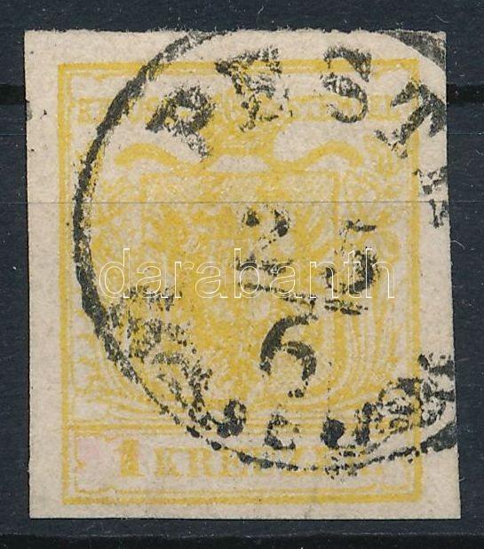 1kr MP III yellow