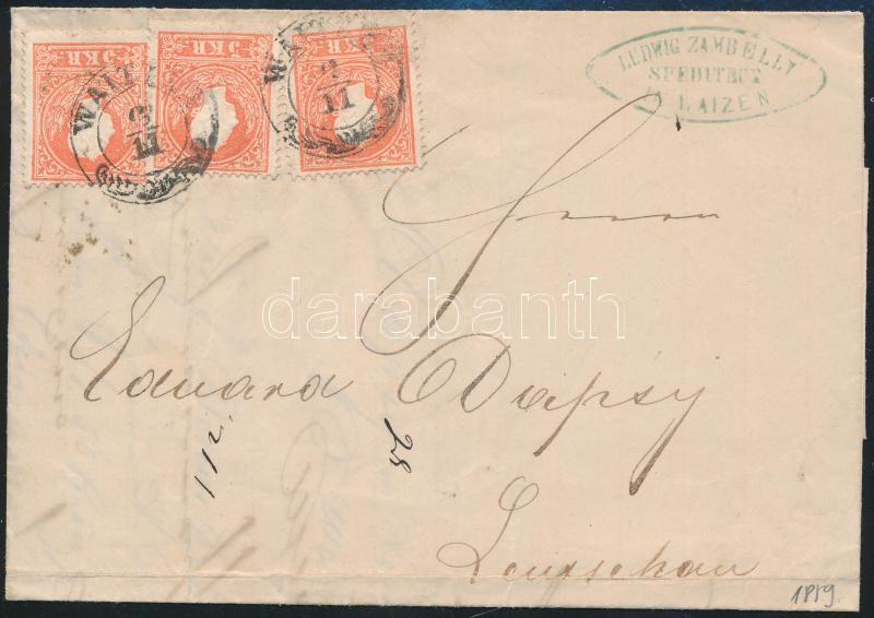 3 x 5kr II on cover