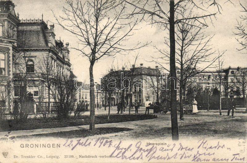 Groningen, Heereplein park