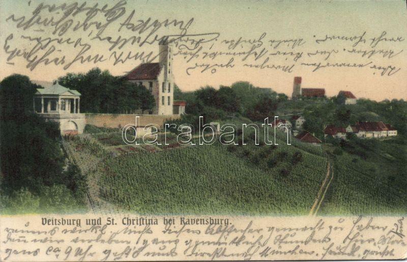 Veitsburg, St. christina, Ravensburg