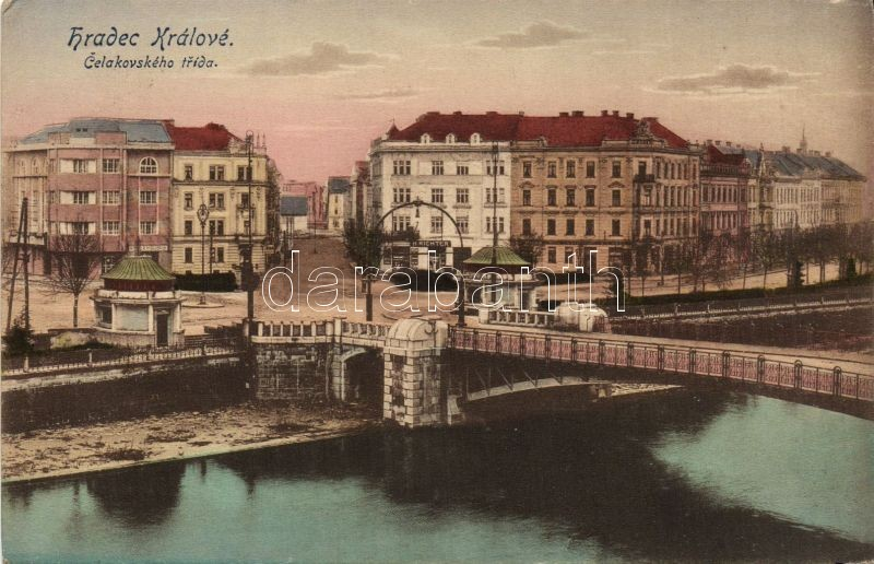 Hradec Králové, Celakovského trída