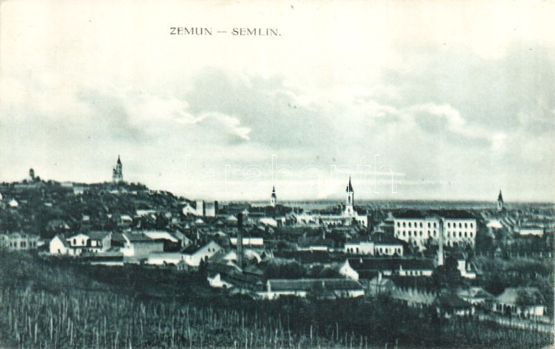 Zemun, Zimony