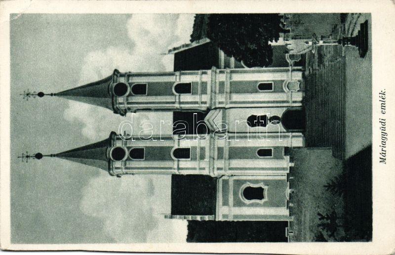 Máriagyüd, templom (non PC)