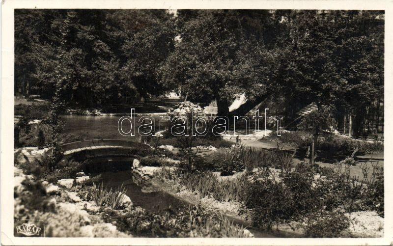 Budapest XIII. Margitsziget, Japán kert