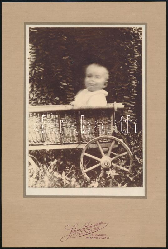 cca 1910 ,,Az első kocsim!
