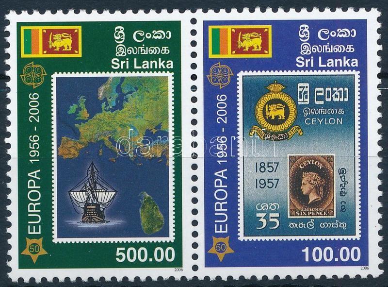 50th anniversary of stamp pair, 50 éves a bélyeg pár