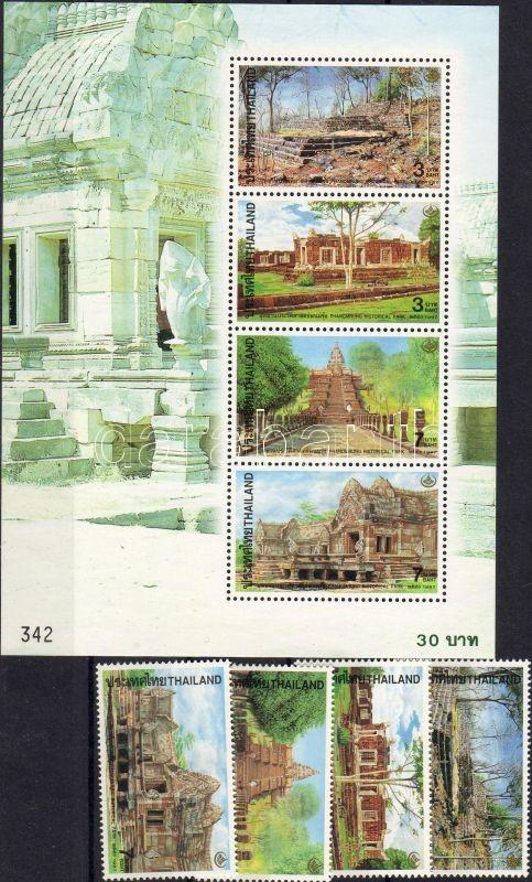 Historical Heritage: Phanomrung historical park + block, Történelmi örökség: Phanomrung történelmi park + blokk