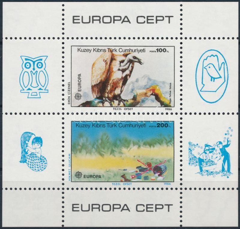 Europa CEPT: Nature and Environmental Protection block, Europa CEPT: Természet- és környezetvédelem blokk