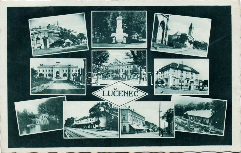Lucenec 'vissza' So. Stpl, Losonc 'vissza' So. Stpl
