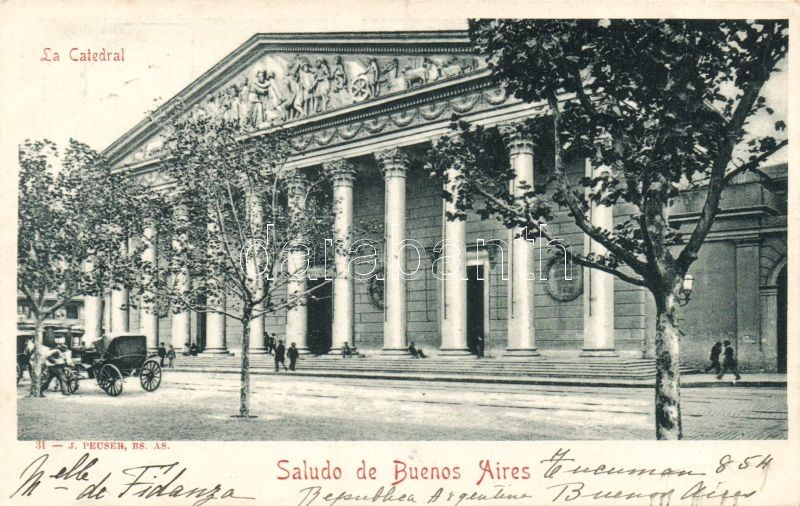 Buenos Aires, cathedral