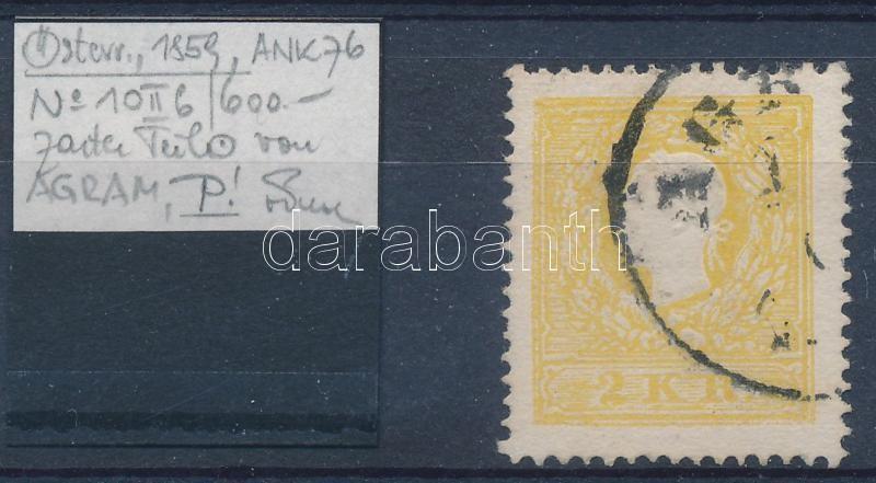 2kr type II. deep yellow