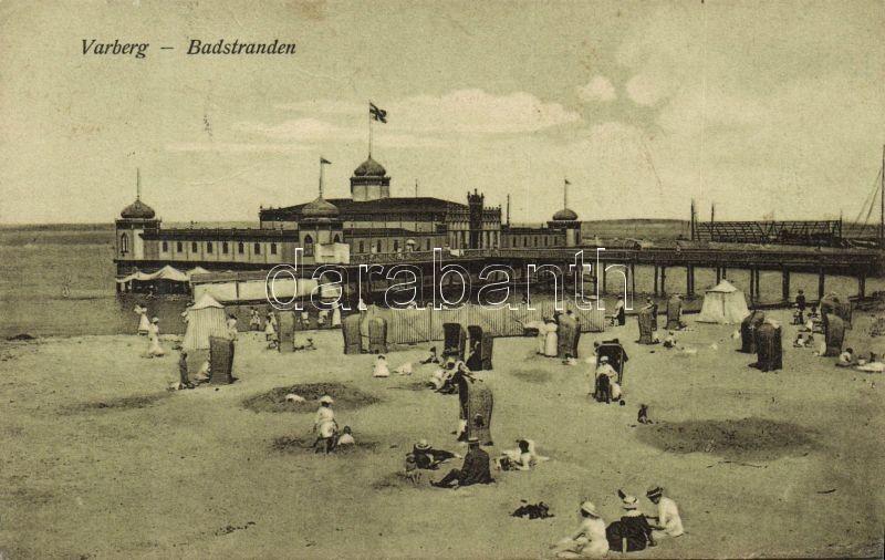 Varberg, Badstranden / beach