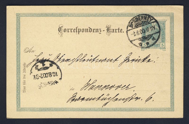 PS-card used in Germany
