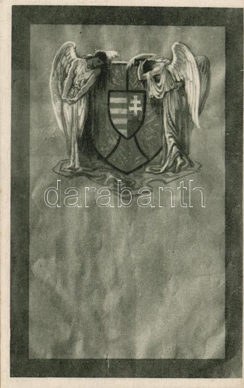 Hungarian irredenta, coat of arms s: Szőcsné Szilágyi Piroska, Magyar irredenta, címer 'Szózat's: Szőcsné Szilágyi Piroska