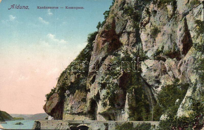 Kazaan gorge, Kazán-szoros