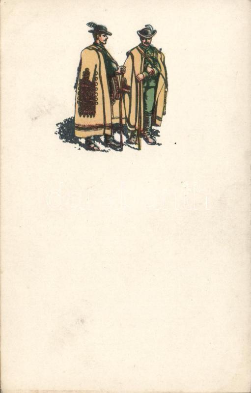 Magyar folklór, juhászok, Hungarian folklore, shepherds