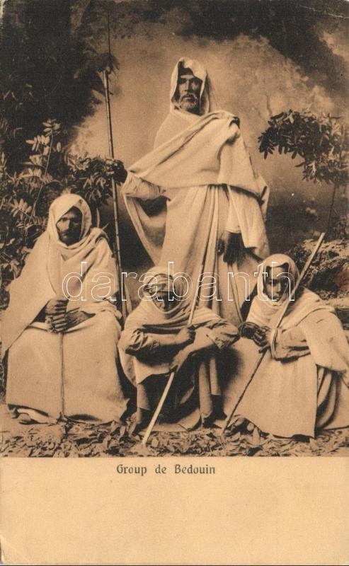 Bedouin folklore, Beduin folklór