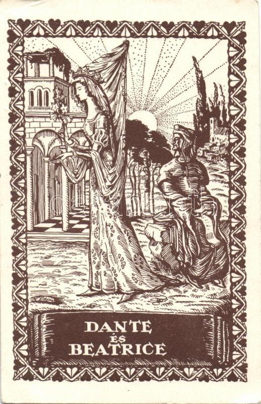 Dante, Beatrice s: Örkényi István